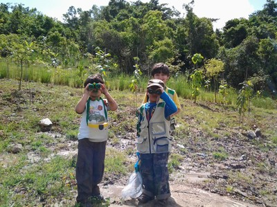 Niños Uniendo al Mundo
