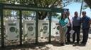 Inauguración estaciones verdes Humacao