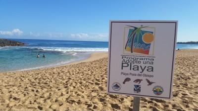 Adopte una playa