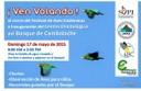 Inauguración Centro Ornitológico de PR (DRNA y SOPI)