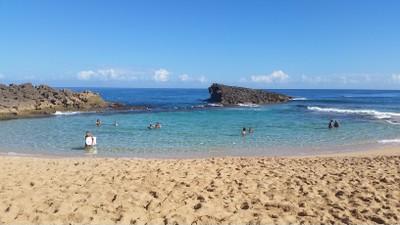Playa Poza del Obispo, Arecibo