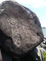 DRNA recibe terrenos de la antigua base naval Roosevelt Roads donde ubica yacimiento arqueológico la Piedra del Indio