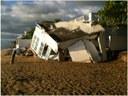 Imprescindible el esfuerzo multisectorial para enfrentar el problema de erosión costera