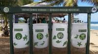 Pocita de Piñones se convierte en la primera playa Basura Cero con Estaciones Verdes