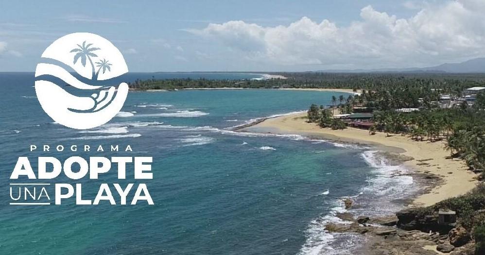 Encabezado de página del Programa Adopte una Playa