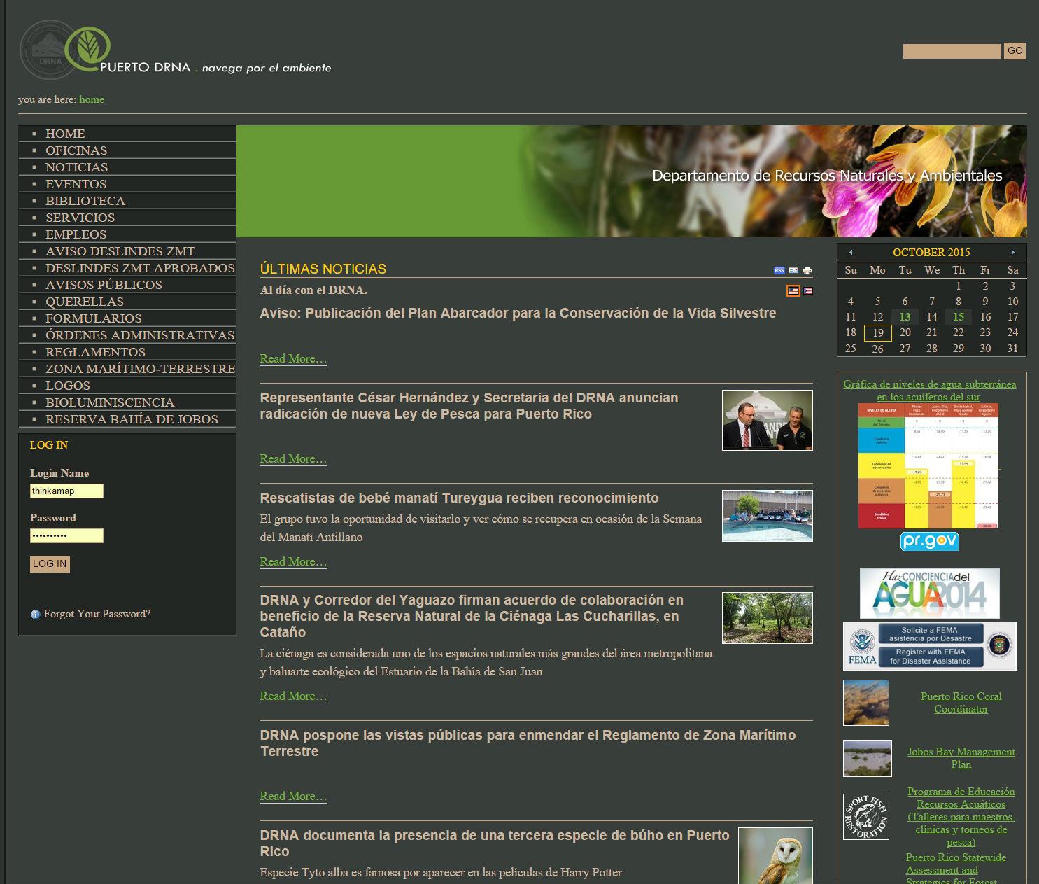 ¿Buscas información de nuestra antigua página web?