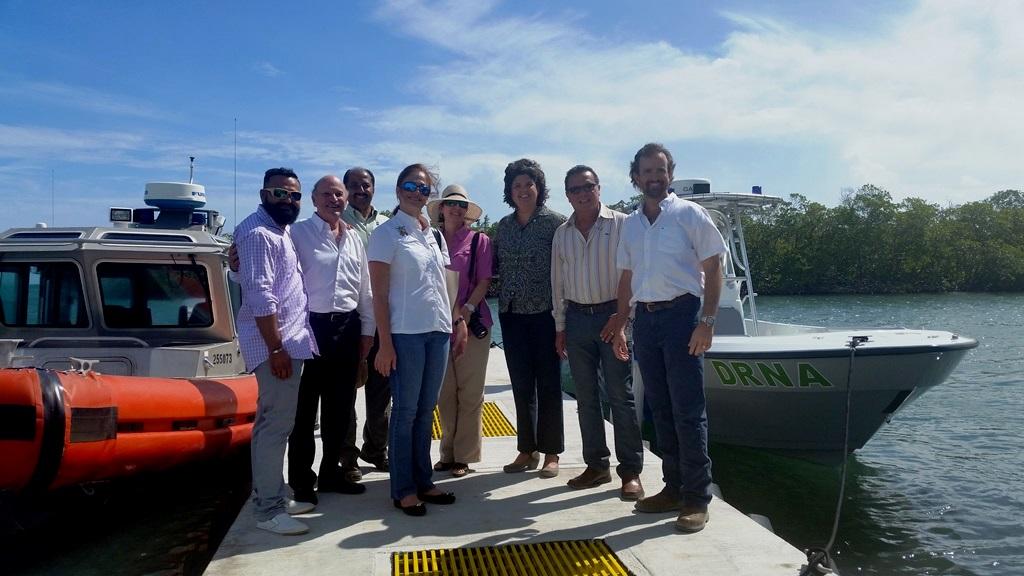 La nueva infraestructura ofrece a los nautas el acceso cómodo hacia aguas abiertas y  evita nuevos accesos clandestinos.